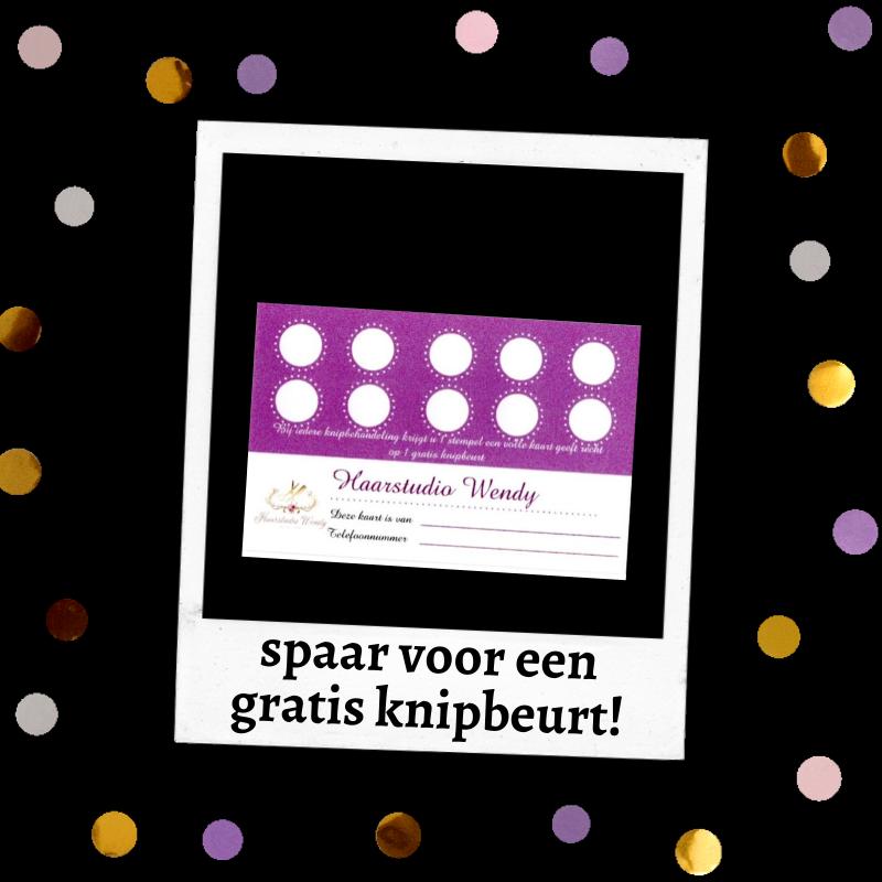 Spaartkaart