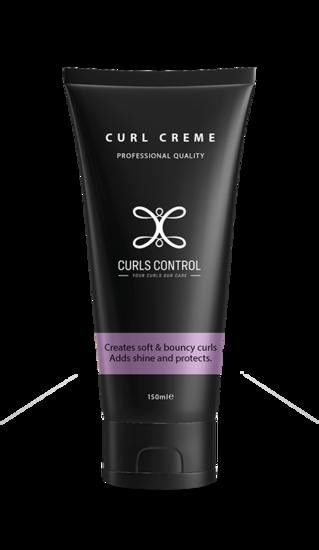 Curls control curl creme Krullen kapper